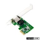 TOTOLINK Gigabit PCI-E 極速有線網卡 PX1000