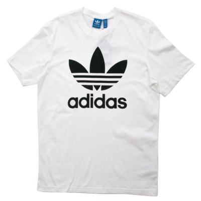 Adidas 愛迪達 ORIG-短袖上衣-男