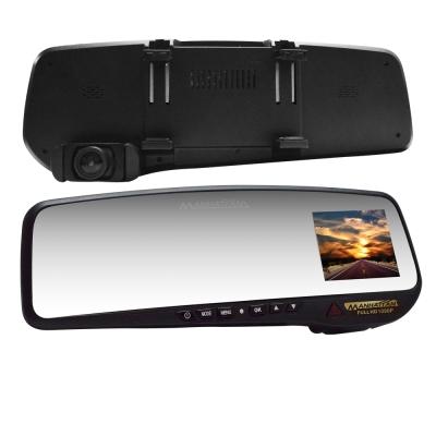 【快搶~僅2台!!】【曼哈頓 MANHATTAN】 RS6P 停車監控 後視鏡 行車記錄器