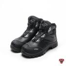 IronSteel T-1231 防水襪套快旋鈕鞋扣高筒安全鞋