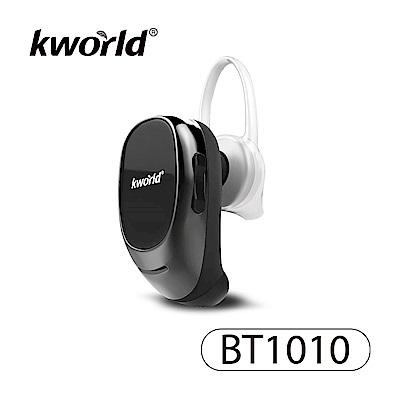 廣寰 Kworld 迷你單耳無線藍牙耳麥 BT1010