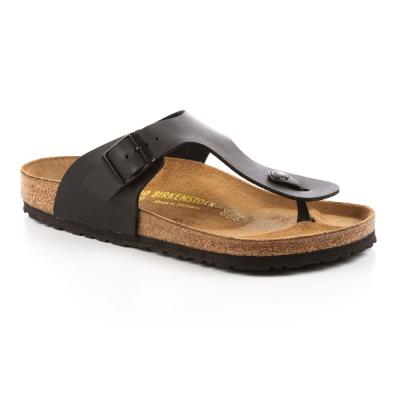 勃肯BIRKENSTOCK 044791。RAMSES 拉美西斯 夾腳拖鞋(黑)