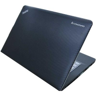 EZstick Lenovo ThinkPad E440 Carbon黑色立體紋機身保護膜
