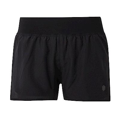 ASICS 亞瑟士 女涼感2-N-1短褲 154695-0904