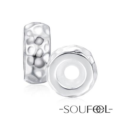 SOUFEEL索菲爾 925純銀珠飾 定位珠B