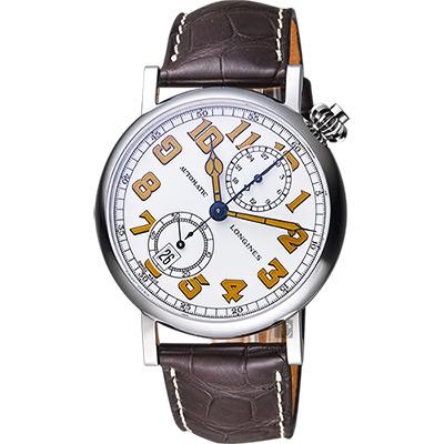 Longines 浪琴 AVIGATION TYPE A-7 1935 復刻機械腕錶