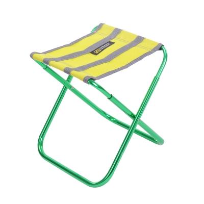 澳洲LONEPINE 超輕量七彩繽紛折疊椅 綠色