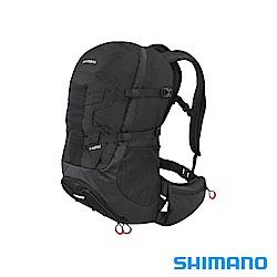 SHIMANO HOTAKA 登山旅行背包 26L 黑/紅色