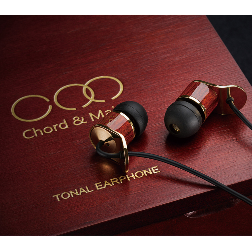 Chord&Major 913 Classical 古典音樂調性耳塞式耳機 product image 1