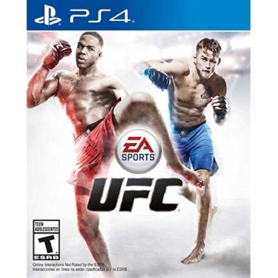 終極格鬥王者 EA SPORTS UFC-PS4英文美版