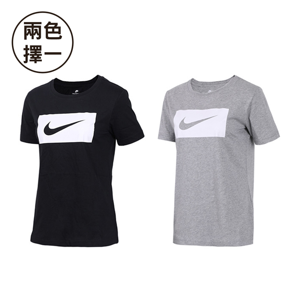 NIKE AS W NSW TEE SWOOSH PACK圓領T恤兩色擇一
