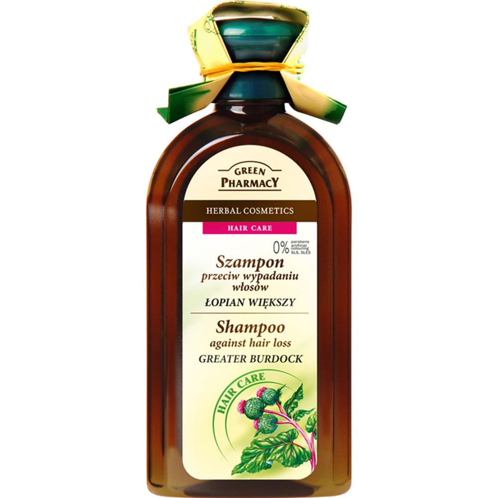 Green Pharmacy 草本肌曜 牛蒡強健髮源洗髮露 350ml