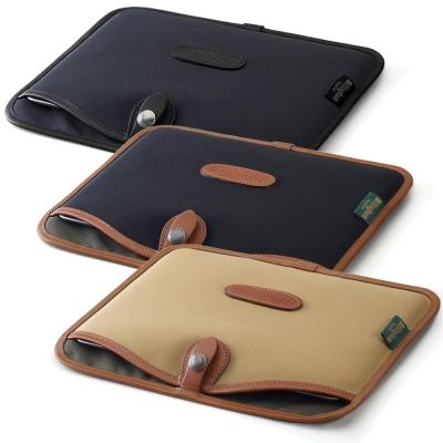 白金漢-Billingham-Laptop-Slip-筆電專用袋-經典材質-15吋