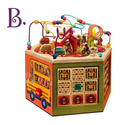 美國【B.Toys】快樂角大學城
