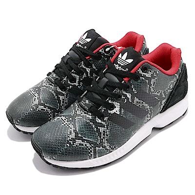 adidas 休閒鞋 ZX Flux 女鞋