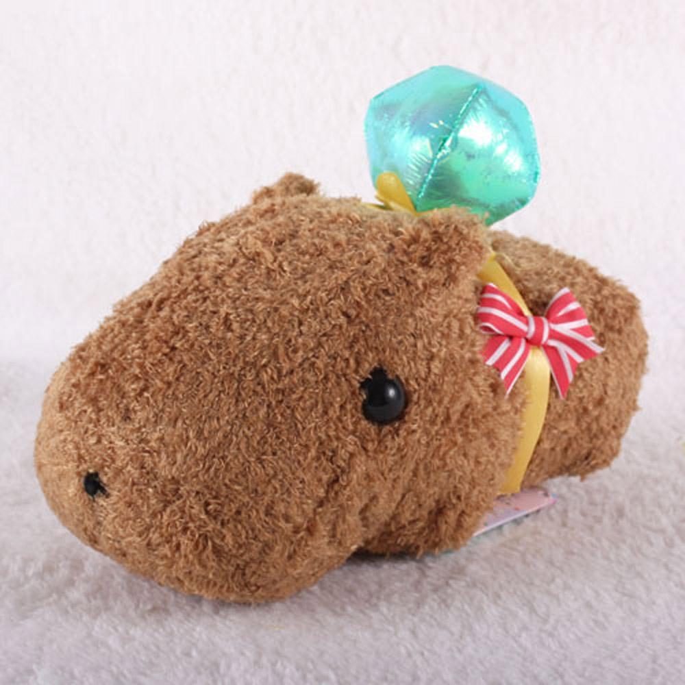 Kapibarasan 水豚君系列毛絨造型鑽石公仔