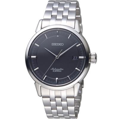 SEIKO 精工 Presage 經典機械錶(6R15-02Y0D)-39.15mm