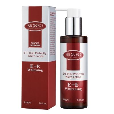 BIONEO百妮  E+E雙效美白化妝水凝露 150ml 加大新包裝