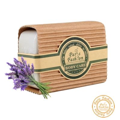 《paris fragrance巴黎香氛》薰衣草精油手工香皂150g