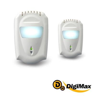 DigiMax  負離子空氣清淨對策器  2入組  DT-3D11