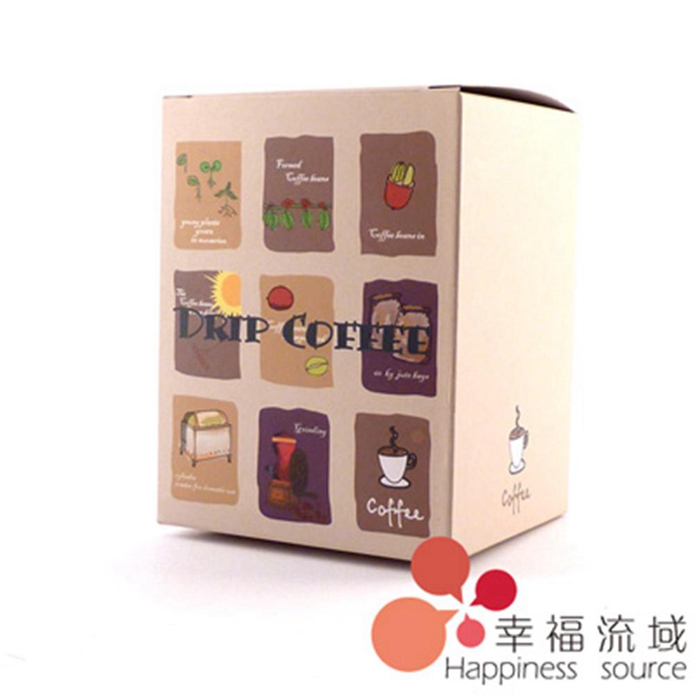 幸福流域 瓜地馬拉 薇薇特南果-濾掛咖啡(8g/10入)盒裝