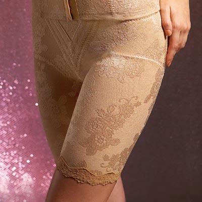 【曼黛瑪璉】重機能束褲P3306 S-XXL (棕褐膚)