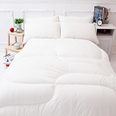 【Annabelle】新一代100%澳洲進口高級純羊毛被-2.4KG