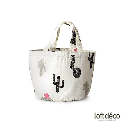 Loft Deco | Cactus | 束口保溫萬用袋