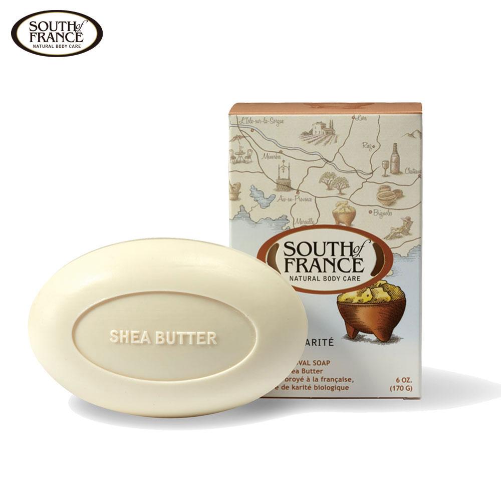 South of France 南法馬賽皂 乳木果油 - 一般、乾性肌膚適用
