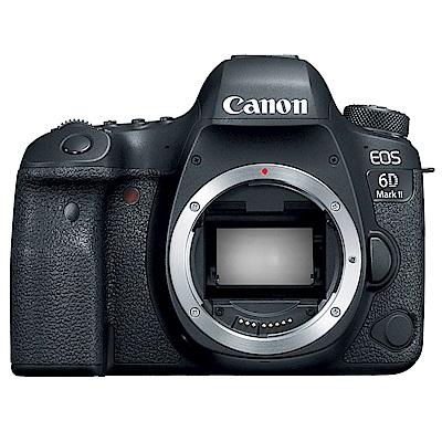 【快】Canon EOS 6D Mark II 單機身*(中文平輸)