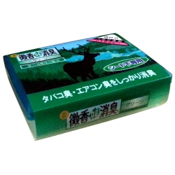 日本雞仔牌-DE長型座椅下森林浴消臭盒F-41-快