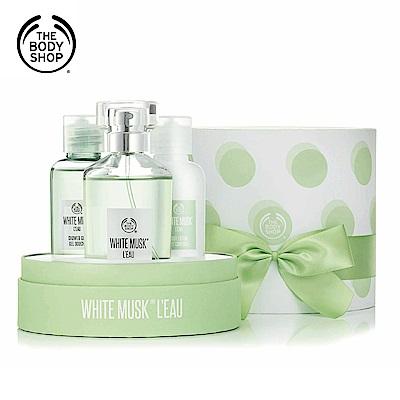 The Body Shop 綠麝香經典原裝禮盒
