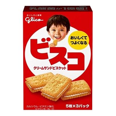 Glico 格力高美味夾心餅乾(61.8g)