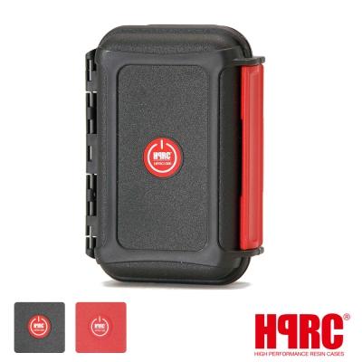 義大利 HPRC 1300 頂級防撞硬殼包-Vedio 記憶卡式(公司貨)-黑色
