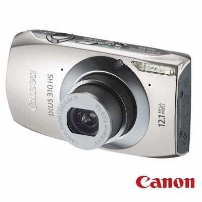 Canon Digital IXUS 310 HS 銀色 福利品