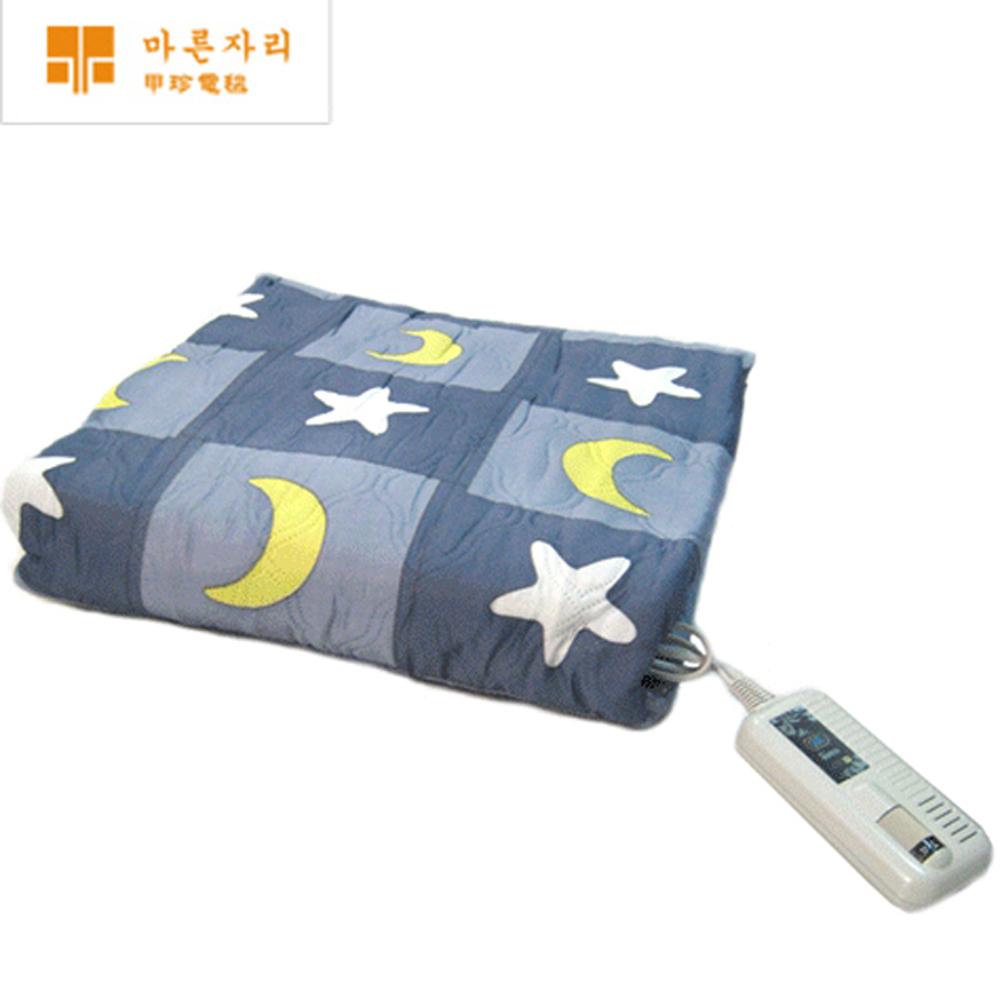 甲珍 雙人/單人恆溫省電電熱毯 KR-3800-T/KR-3800-T-1 顏色隨機