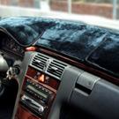 【大海豚Dolphin】儀表板避光隔熱保護墊-高級長絨毛(一般車款)