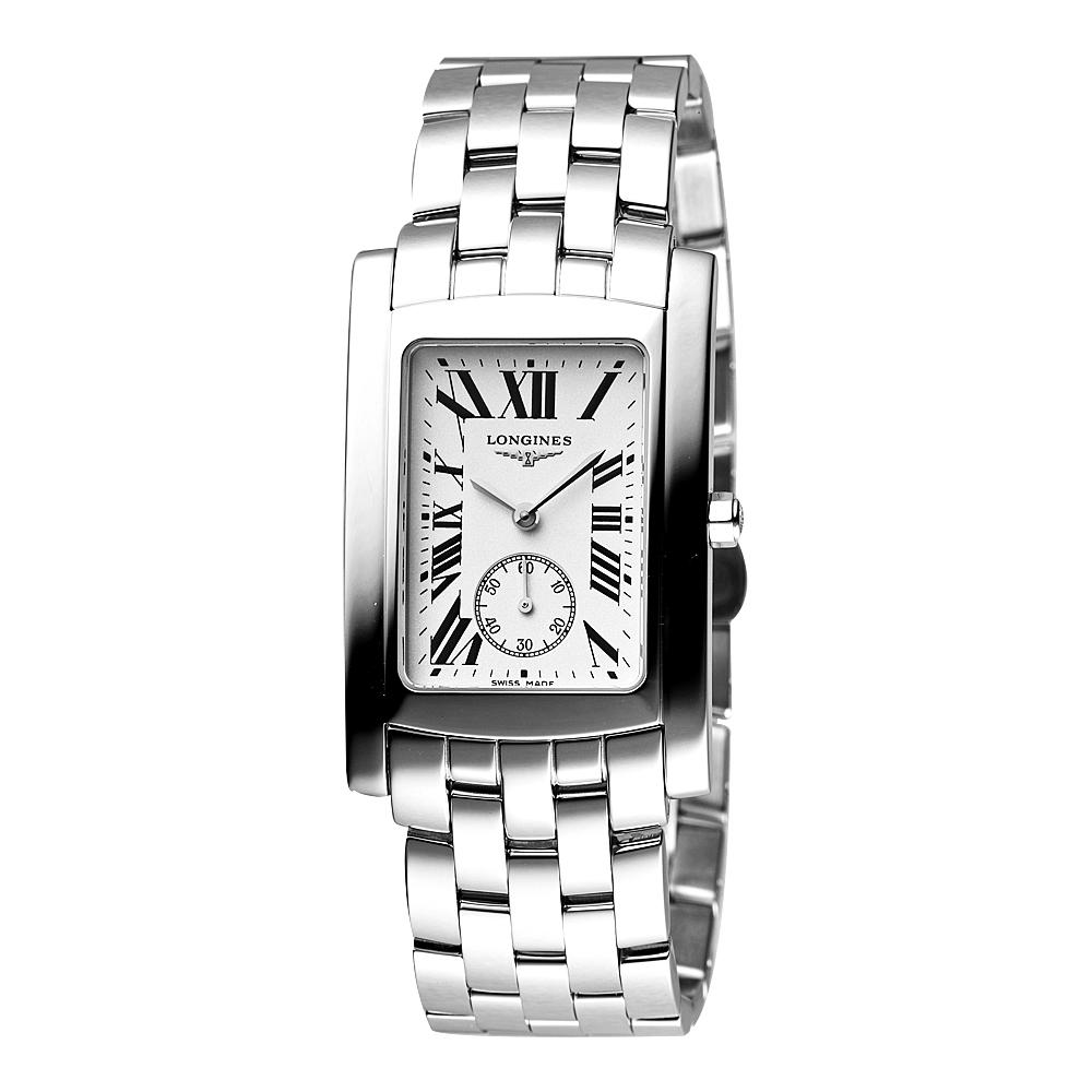 LONGINES DolceVita 獨立小秒針腕錶-27x32mm
