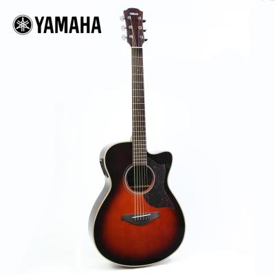 YAMAHA AC1R TBS 電木吉他 復古漸層款