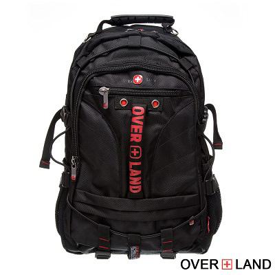 OVERLAND-美式十字軍x率性機能/多功能後背包