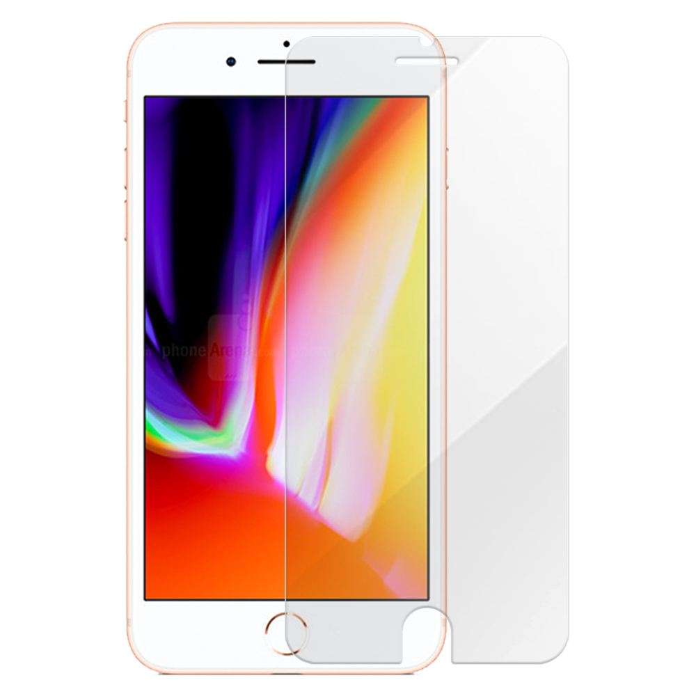 Metal-Slim Apple iPhone 8 Plus 9H鋼化玻璃保護貼