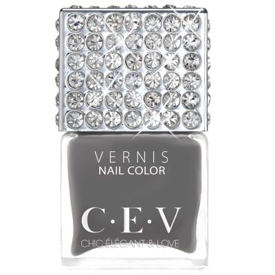CEV超釉光極緻指彩- TC609 天使的眼淚 指甲油15mL