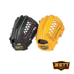 ZETT 39SP棒球專用全牛手套 外野手用 BPGT-39SP27
