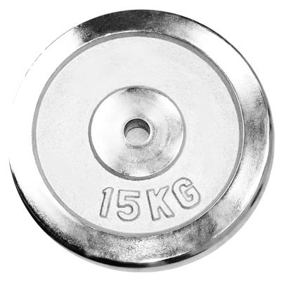15KG電鍍槓片(單入)