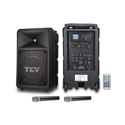 TEV USB/SD雙頻無線擴音機 TA680U-2