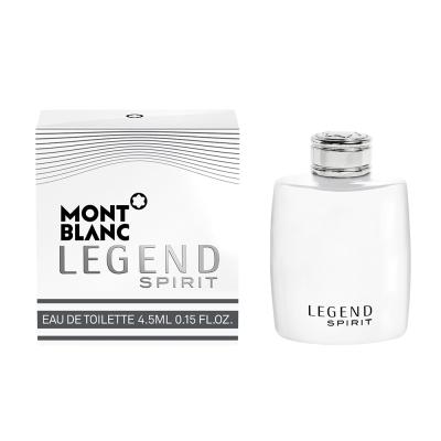 MONT BLANC 傳奇白朗峰男仕淡香水迷你瓶4.5ml