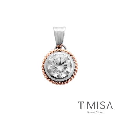 TiMISA《鈦愛馬卡龍》純鈦墜飾-共三色