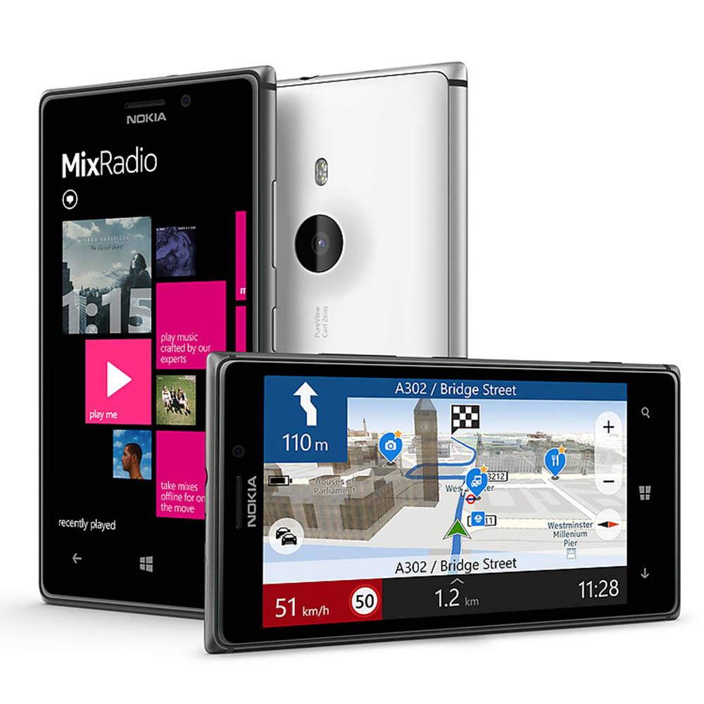 Nokia lumia 925 4.5吋雙核防手震智慧機