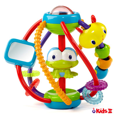 Kids II-BS 小蛙串珠球