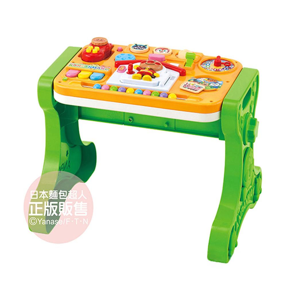ANPANMAN 麵包超人-新幼兒趣味遊戲桌(6m+)